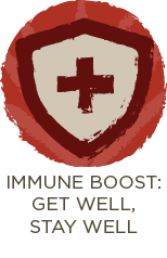 Immune Boost: Get Well Stay well
