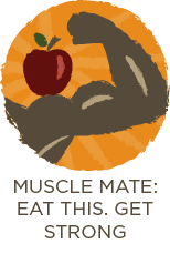 Muscle Mate: Eat This. Get Strong
